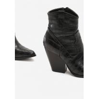 Czarne Kowbojki 3324-38-black