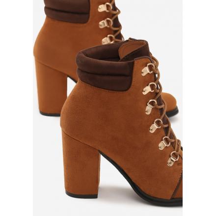 Camel women's high heels 1574-68-camel