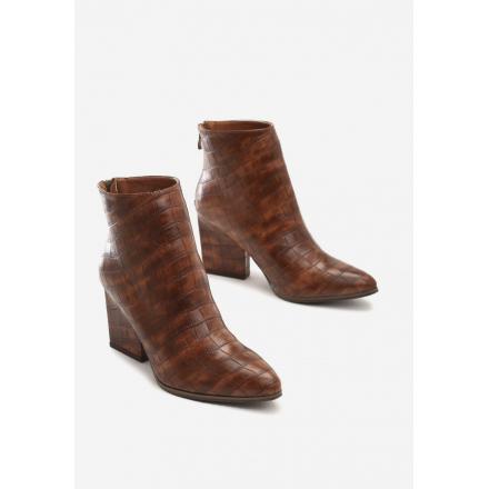 Brown Women's high heels 3319-54-brown