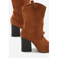 Brown Women's high heels 3320-54-brown