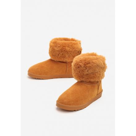 Camel women's snow boots B814-68-camel
