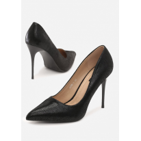 Black women's high heels 3308-38-black