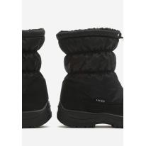 Black Snow Boots JB042-38-black
