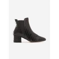 Black high heels 8527-38-black