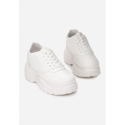 White Sneakers 8549-71-white