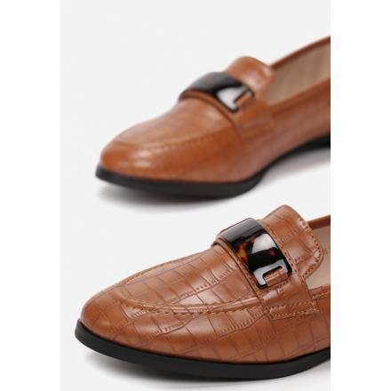 Camel loafers 7347-68-camel