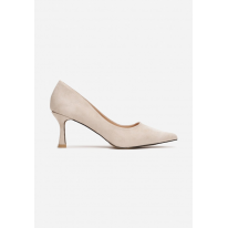 Light beige high heels 3338-43-l.beige
