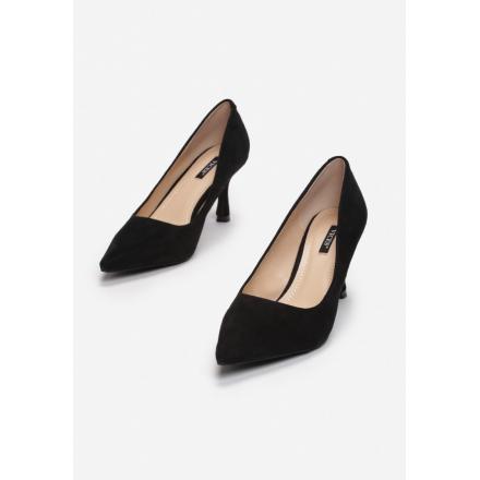 Black high-heels 3338-38-black