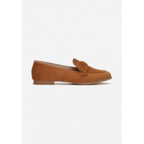 Camel loafers 7350-68-camel