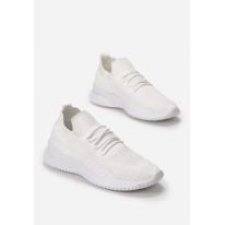 White Sport Shoes 8566-71-white