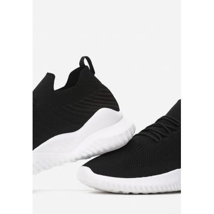 Black Sport Shoes 8566-38-black
