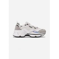 White Sneakers 8536-71-white