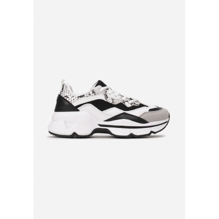 Black sneakers 8536-38-black