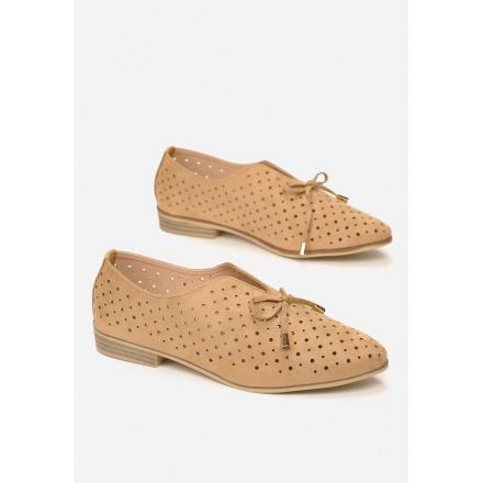 Beige shoes 3352-42-beige