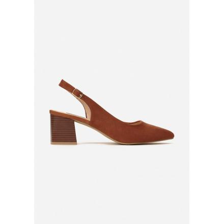 Brown Sandals 3374-54-brown
