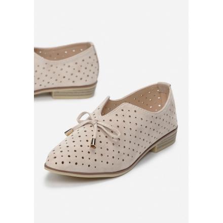 Light beige shoes 3352-43-l.beige