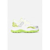 Green women's sandals 8540-61-green
