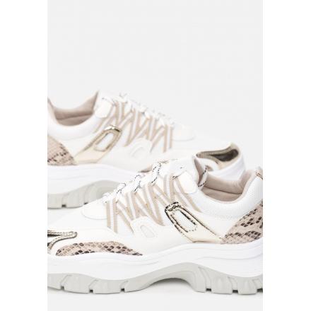 Beige Women's Sandals 8540-42-beige
