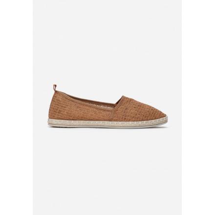 Brown sneakers JB051-54-brown
