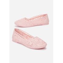 Pink Women's ballerinas JB052-45-pink