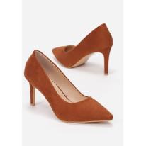 Camel high heels 3336-68-camel