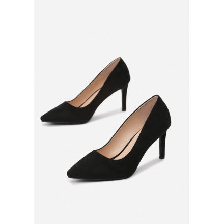 Black high-heels 3336-38-black