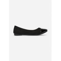 Czarne Balerinki damskie JB057-38-black