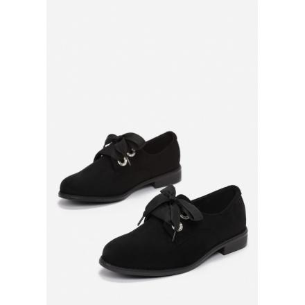 Black Women's shoes. 7351-1A-38-black