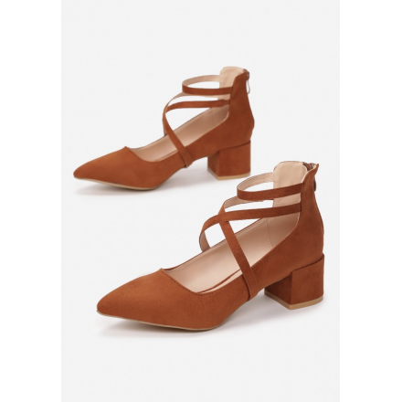 Camel Women's Pumps 3343-68-camel