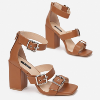 Camel Women's Sandals on a post 1618-68-camel