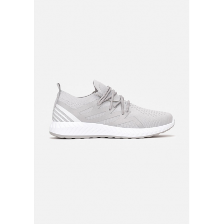 Gray Sport Shoes JB060-39-grey
