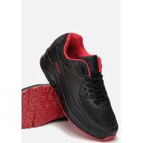 Czarne Buty Męskie Sportowe B852-1 BLACK