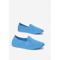 Light Blue Women's Sneakers BA26- BA26-13-94-l.blue