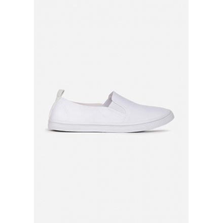White Women's Sneakers BA26-41-71-white
