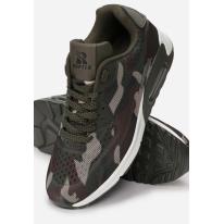 Dark Green Men's Sport Shoes B882-62-d.green