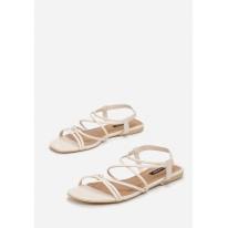 Light Beige Sandals 3358-43-l.beige