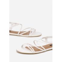White Sandals 3358-71-white