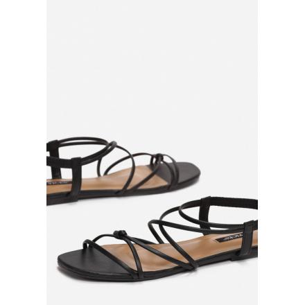 Black Sandals 3358-38-black