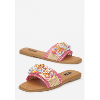 Pink Women's slippers 7360-45-pink