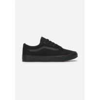 Black Women's Sneakers KA19-1A-38-black