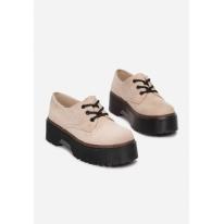 Beige shoes 8585-14A 8585-14A-42-beige