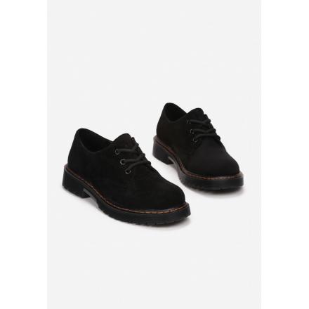 Black shoes 8586- 8586-1A-38-black
