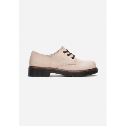Beige shoes 8585- 8586-14A-42-beige