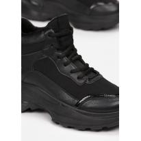 Black Sneakers 8592 8592-38-black