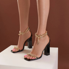 Model ref. 83-38 #vices #vicesshoes #springsummer2021 #newonstock  #fashionshoesstyle #ss21collection #fashioncollection #higheelsandal #chainsandals #chainshoes #mules #chaindetails